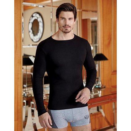 Tričko s dlhým rukávom - termo, Doremi (Farba Biela, Veľkosť S)