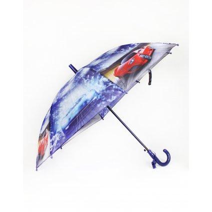 Detský dáždnik - Ferrari F430, P85cm (Farba Fialová, Veľkosť 66cm)
