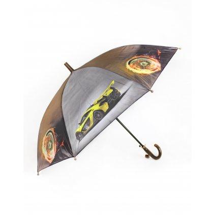 Detský dáždnik - McLaren P1 GTR, P85cm (Farba Tmavohnedá, Veľkosť 66cm)