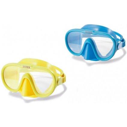 Intex Potápačské okuliare /55916/ (Farba Modrá, Veľkosť Neurčená)