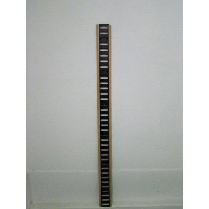 Rebríkový systém použivaný 194 x 14 - 16 cm (Farba Neurčená, Veľkosť Neurčená)