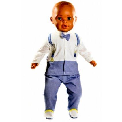 Detská bábika s vlasmi aj bez vlasov (Farba Neurčená, Veľkosť Neurčená)