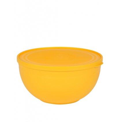 Miska s vrchnákom 5L, Senyayla (Farba Žltá, Veľkosť 5L)