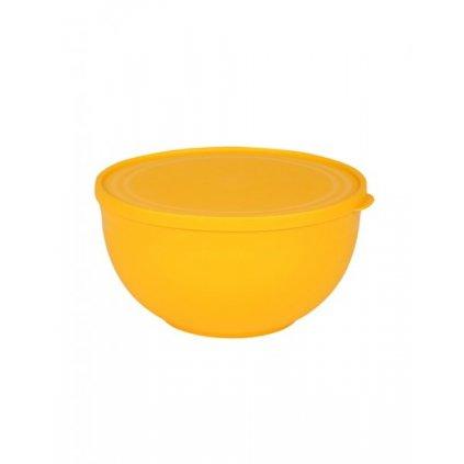 Miska s vrchnákom 2L žltá, Senyayla (Farba Žltá, Veľkosť 2L)
