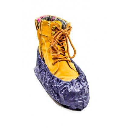 Návleky na obuv 10 párov, PoloTrade (Farba Čierna, Veľkosť Neurčená)