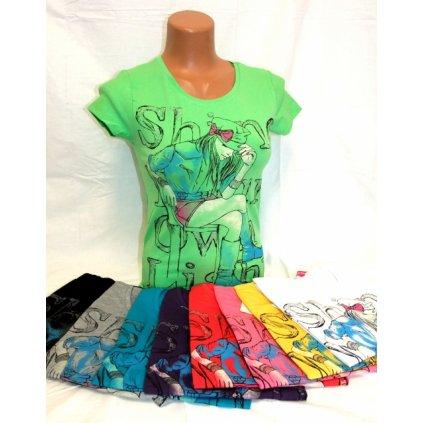 Dámske tričko PoloTrade M.No.2483 (Farba Neurčená, Veľkosť Neurčená)