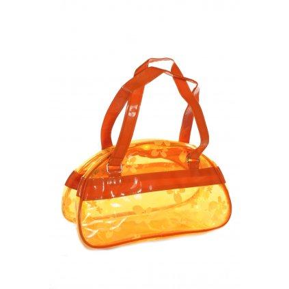 Malá kvetová taška, PoloTrade (Farba Žltá, Veľkosť 38x16x1)