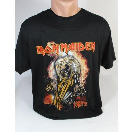 Tričko Iron Maiden - Killers (Farba Čierna, Veľkosť M)
