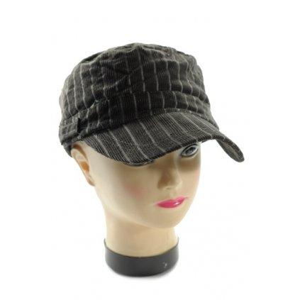 Menčestrová čiapka (Farba Šedá, Veľkosť UNI)