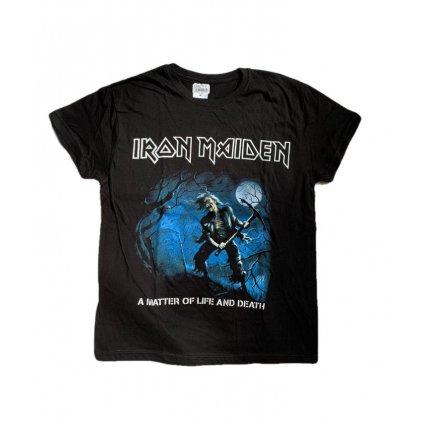 Tričko Iron Maiden 15611 (Farba Čierna, Veľkosť S)