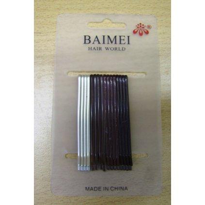 Sponky BaiMei (Farba Čierna, Veľkosť Neurčená)