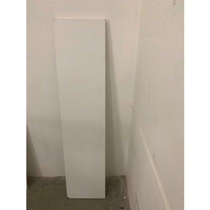 Drevená polica biela 150*35*3cm (Farba Biela, Veľkosť 1810 - 150*35)