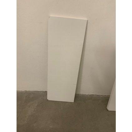 Drevená biela polica 100*35*2cm (Farba Biela, Veľkosť 1809 - 100*35)