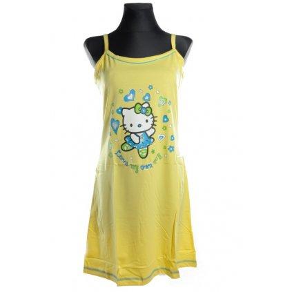 Dámska nočná košeľa Hello Kitty