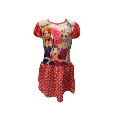 Dievčeské šaty Frozen