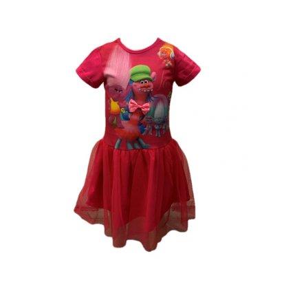 Dievčenské šaty - Trollovia
