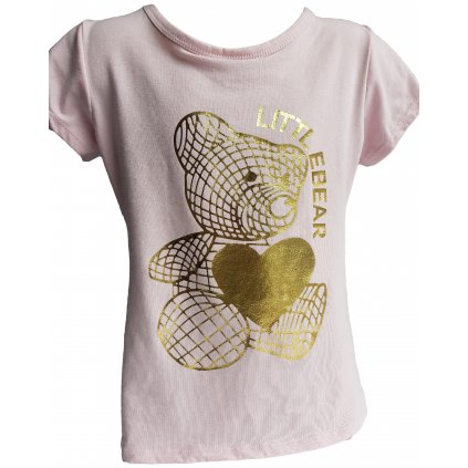 Dievčenské tričko LITTL BEAR