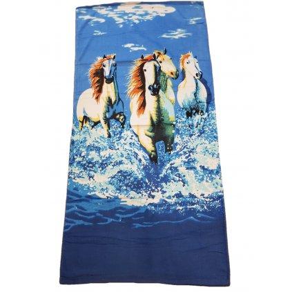 Osuška kone vo vode