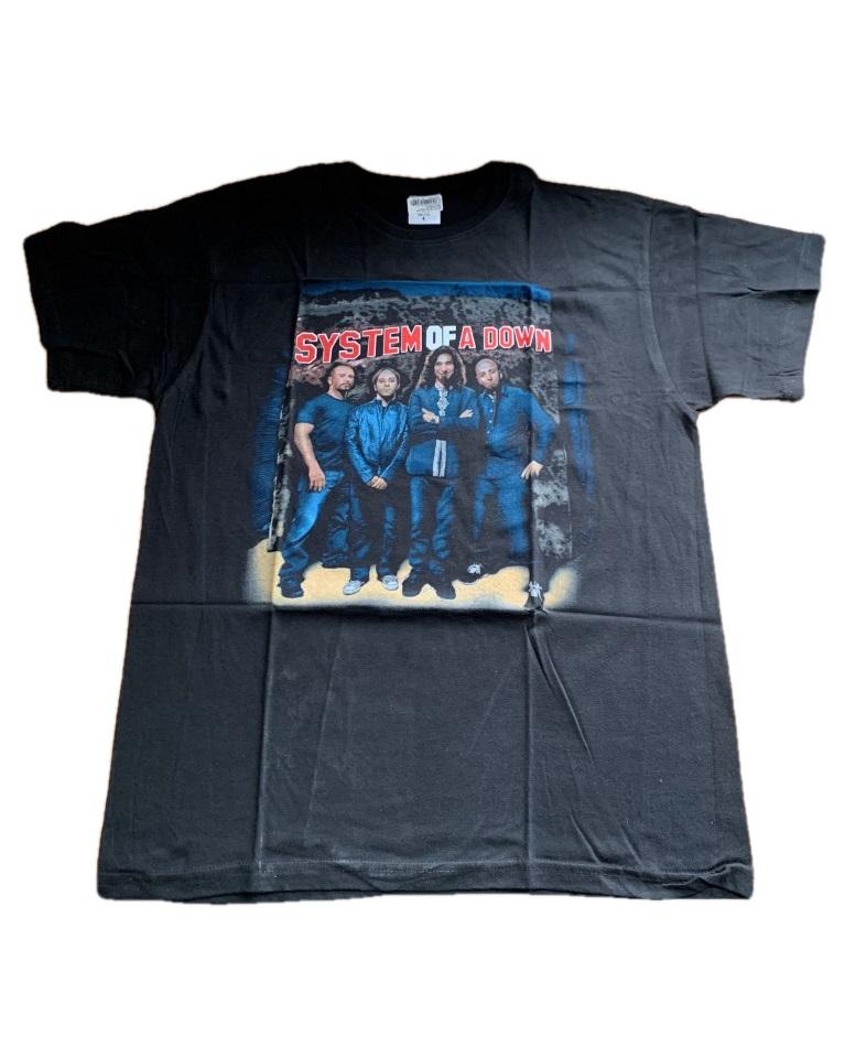 Pánske tričko System Of a Down Farba: Čierna, Veľkosť: L