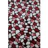 Deka kamene 150x200cm, PoloTrade (Farba Hnedá, Veľkosť 200x150cm)