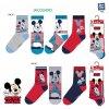 Detské ponožky Mickey Ohé Matelot 3ks, 3 kusy v balení (Farba Červená, Veľkosť 23-26)