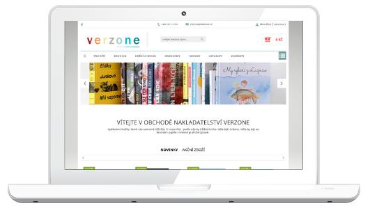 E-shop Verzone