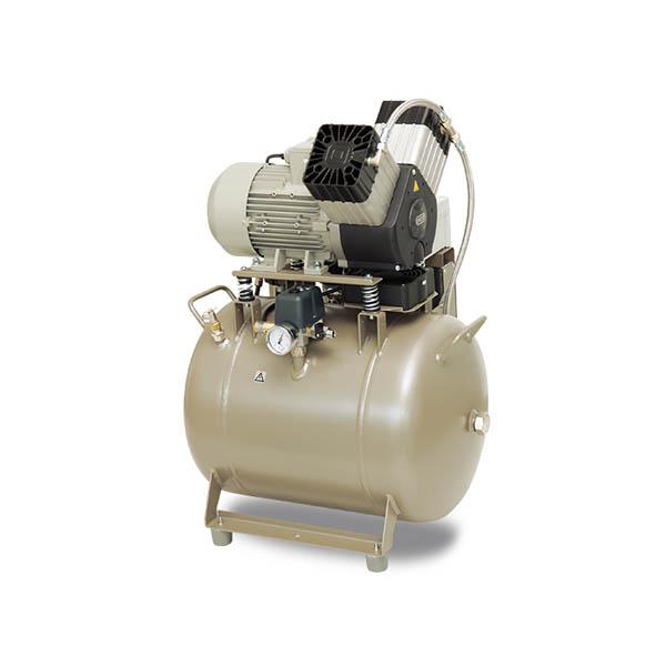 Kompresory s 50-litrovým vzdušníkem