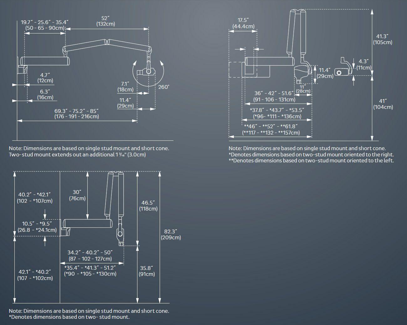 FOCUS_rozměry