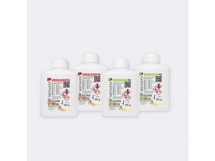 M2010 refill I 4x500ml new bademico