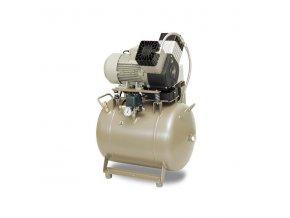 Dentalny kompresor DK50 2V 50 bademico