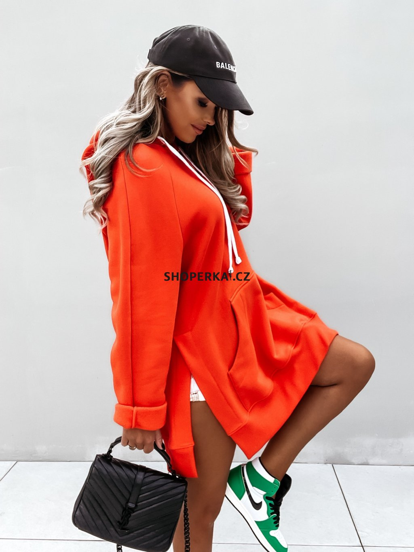 bluza chill long orange(1)