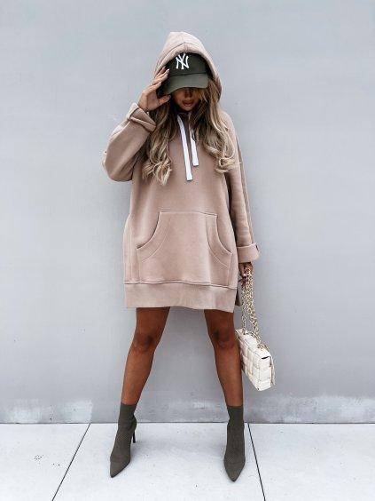 bluza chill long beige(1)