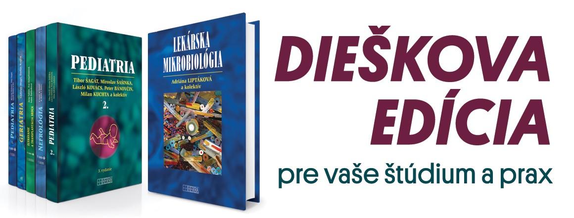 Dieškova edícia pre vaše štúdium a prax
