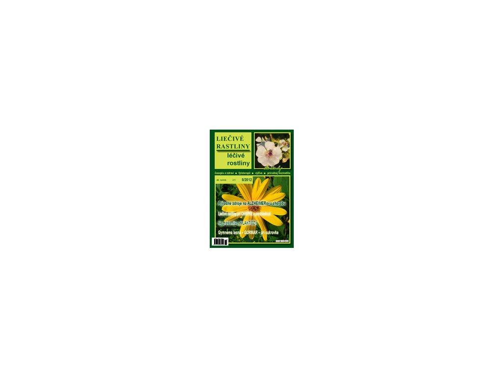 Liečivé rastliny 5/2012