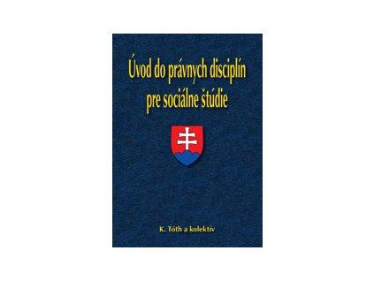 Úvod do právnych disciplín pre sociálne štúdie