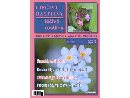 Liečivé rastliny 3/2012