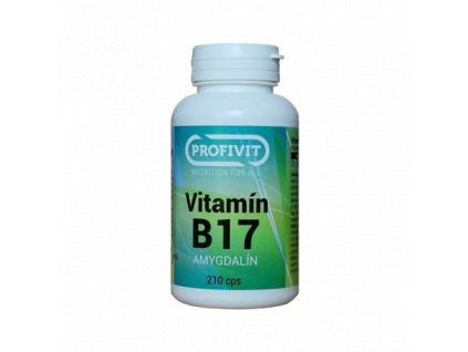 Vitamín B17 Amygdalín 210cps.