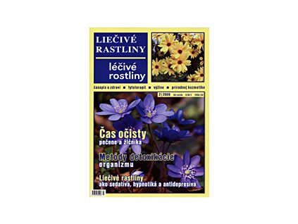 Liečivé rastliny 2/2009