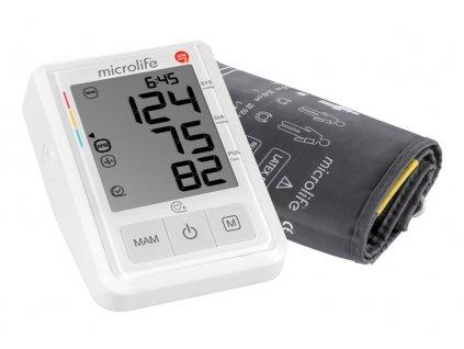 microlife bp b3 afib automaticky tlakomer na rameno shopherba