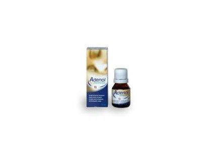Adenol - kvapky proti chrápaniu