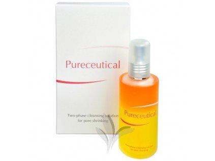 Pureceutical čistiaci roztok na sťahovanie pórov