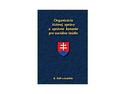 Organizácia štátnej správy a správne konanie