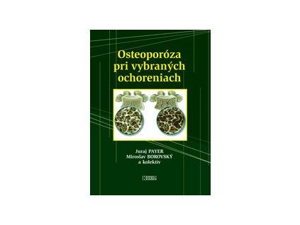 Osteoporóza pri vybraných ochoreniach