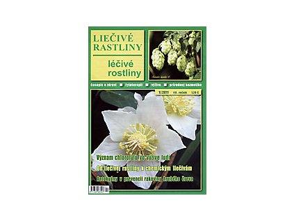 Liečivé rastliny 2011