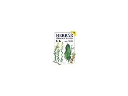 Herbář léčivých rostlin E-K