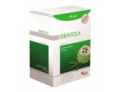 Graviola 60 kapsúl
