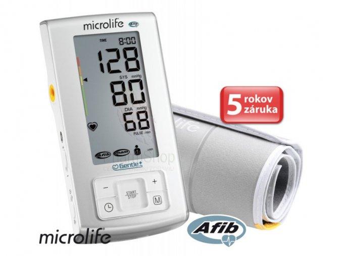 microlife bp a6 pc afib automaticky tlakomer shopherba