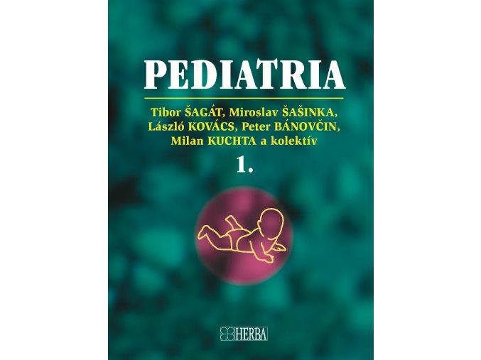 PEDIATRIA III obal shopherba