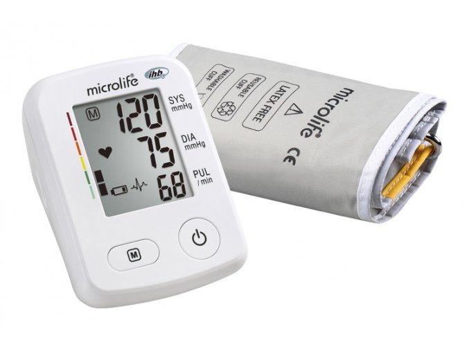 microlife bp a2 classic accurate automaticky tlakomer na rameno s adapterom shopherba