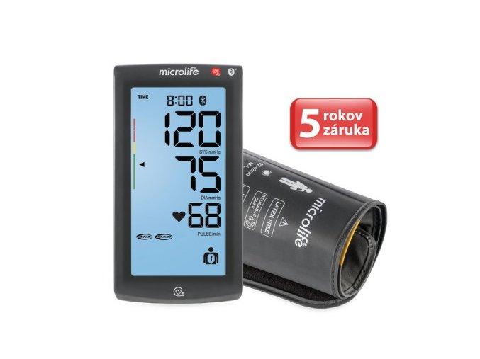 microlife bp a7 bt afib touch automaticky tlakomer s dotykovym displejom shopherba